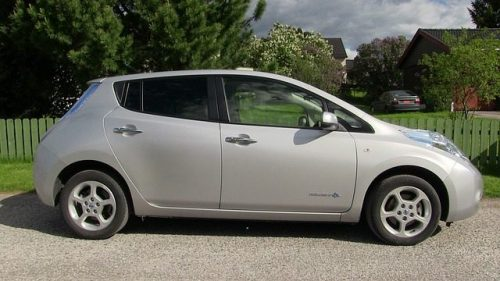 My Electric Car – 4. Getting to Know my EV
