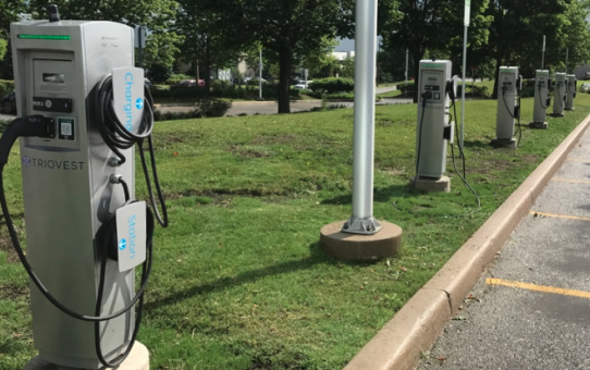 My Electric Car – #5. Charging Stations