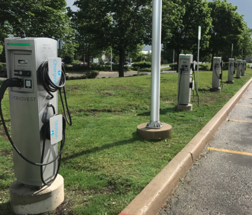 My Electric Car – 5. Charging Stations